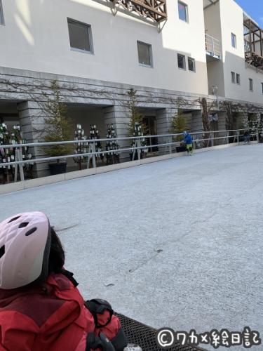 リゾナーレ八ヶ岳 スケート