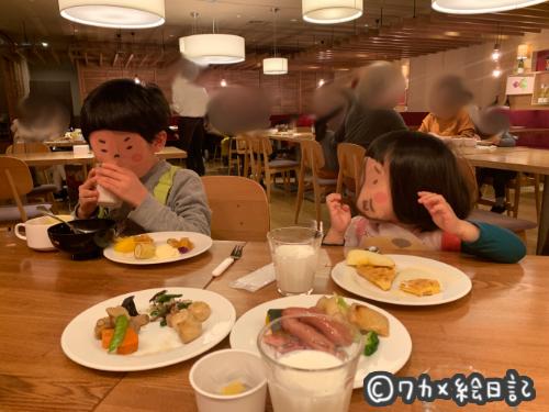 リゾナーレ八ヶ岳 朝食ビュッフェ